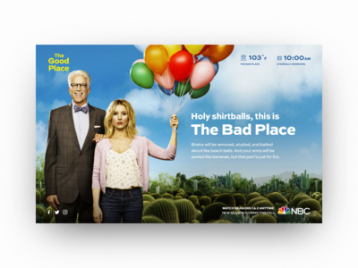 The Good Place: Chrome Extension