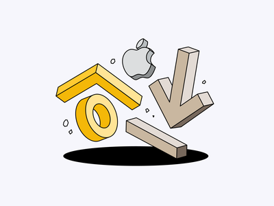Branches Mac App Download Spot Illustration spot illustration illustration