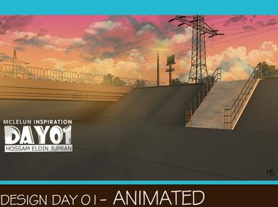 Anime scene - D01