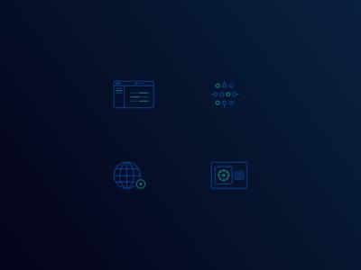 Icon Design - DeepKit