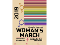 Woman's March