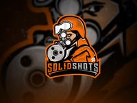 Shooter Mascot Logo Design