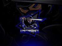 Ninja Mascot Logo Design