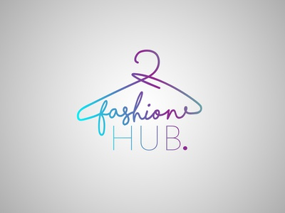 Fashion Hub Logo Design