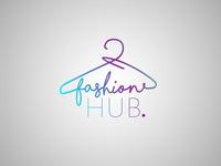 Fashion Hub Logo Design
