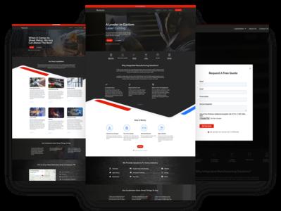 Website mockups web design web development ux graphic  design