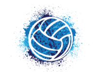 Volleyball Icon for T-shirt