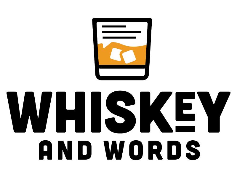 Whiskey and words cubano alcohol ice talk words speech bubble bourbon whiskey