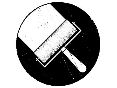 Printmaking Icon/logo