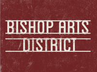 Bishop Arts