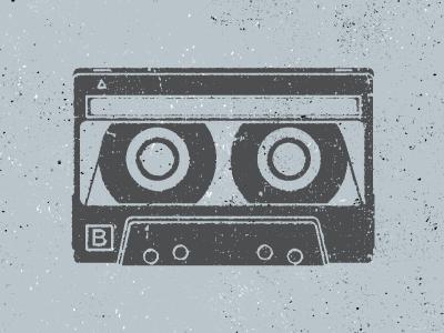 Cassette cassette tape mix tape illustration