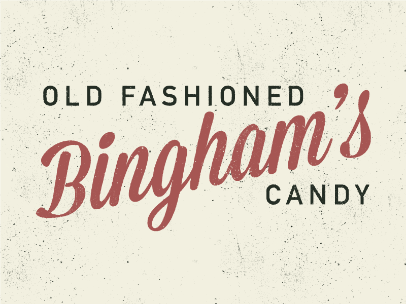 Binghams Candy old fashioned