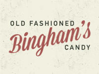 Binghams Candy