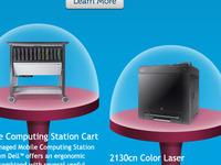 Computing Station Cart