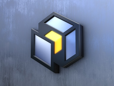 3D PCPP Mark logo 3d after effects element 3d pcpartpicker