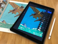 Tintin – Procreate App, iPad Pro & Apple Pencil