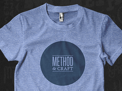 Methodcraft shirt