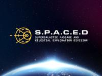 S.P.A.C.E.D Logo