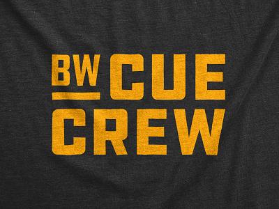 BW Cue Crew ddc hardware bbq logo
