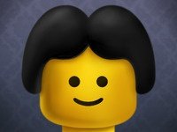 They Make Great Legohair