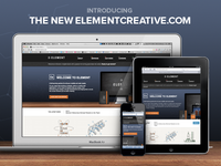 Introducing the new elementcreative.com