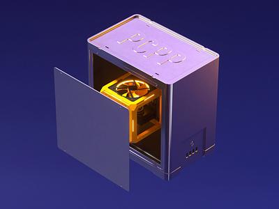 PCPP Computer | Neon octanerender octane c4d cinema4d
