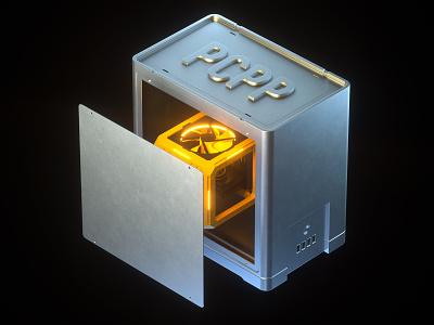 Moar Cubes octanerender octane cinema4d