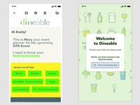 Dineable Prototype by Ric Garcia