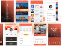 Travel Hotel Online Reservation