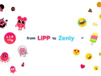 Zenly x LiPP