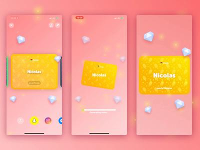 Username Gold Card