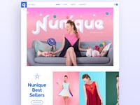 Nunique Online Store
