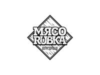 Myasorubka Logo Black