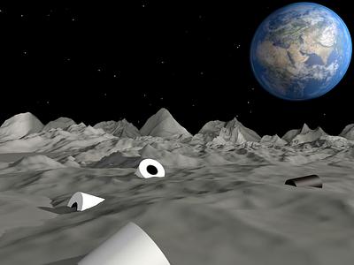Maximum isolation colors 3d animation octane sci cosmonaut illustration ui aftereffects toiletpaper planet hero paper space character coronavirus covid19 render cinema4d c4d