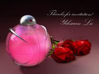 Dribbble Perfume