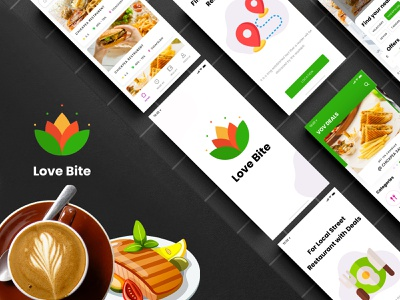 New Food Delivery App for iOS Xs – V3 android ios login profile ui user profile free psd android app app design