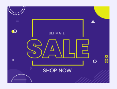 Big Sale Special Offer Banner template vector branding website free psd design