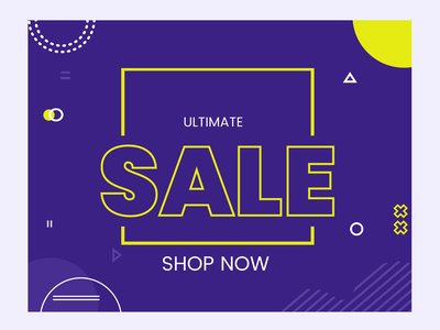 Big Sale Special Offer Banner template vector branding website free psd design