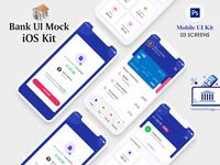 New Digital Bank App UI Kit