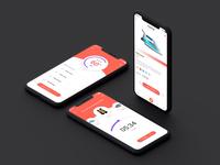 E-Commerce UI KIt Design PSD