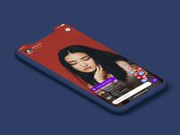 Best Social App Ui Kit design PSD
