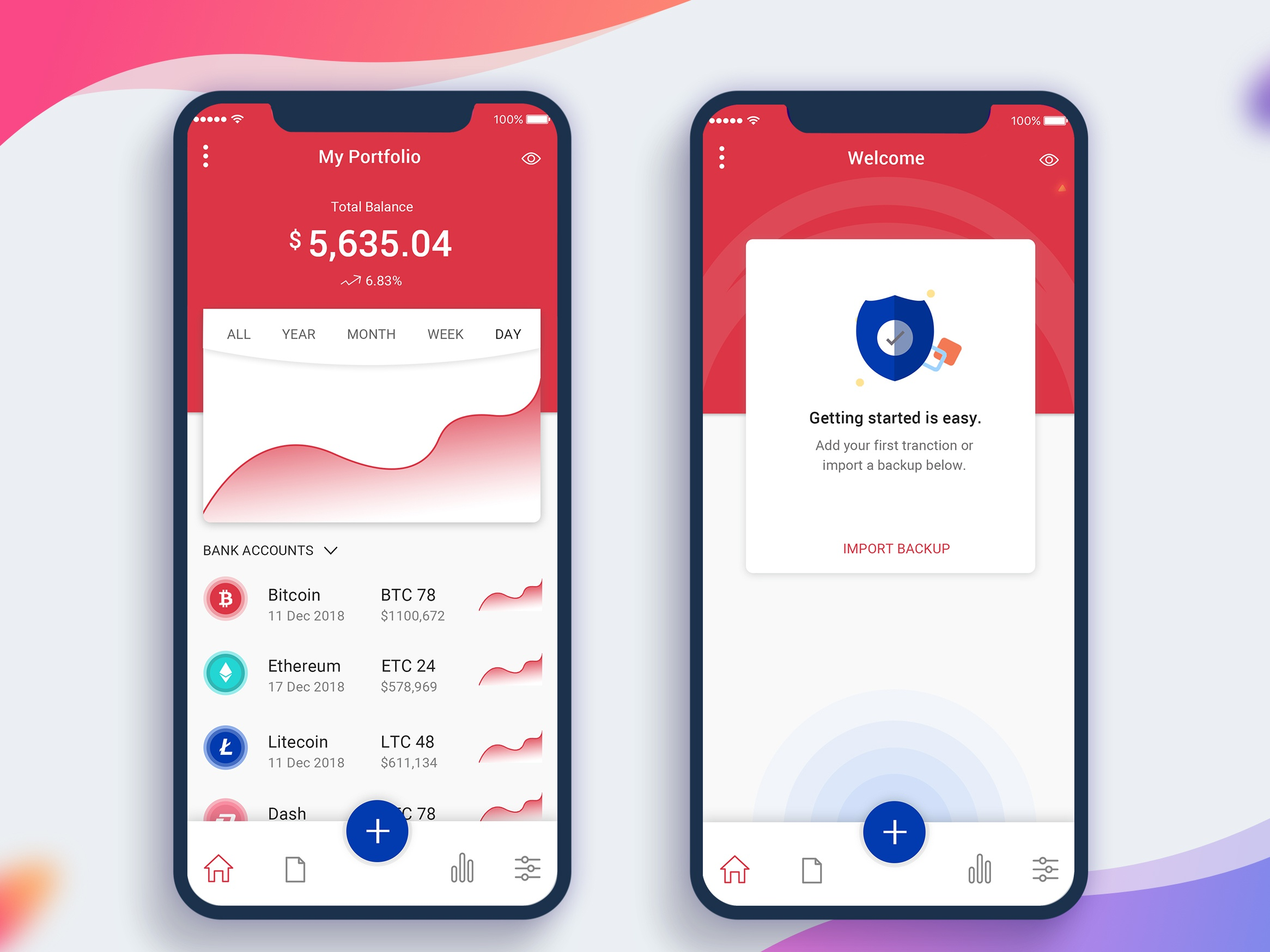 app for cryptocurrency prices