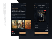 AC Odyssey Mobile App