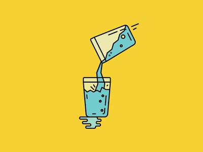 Pour Carefully