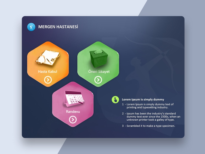 Hospital Kiosk Application hospital kiosk dashboard design illustrator dashboard ui ux webdesign web interaction design ui design