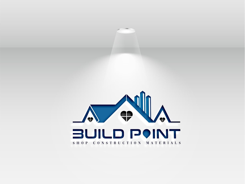 Build Point Logo Design logo corporateevents clean  creative icon typography ui graphic design corporategifts illustration branding agency brandingdesign corporatestyle clean corporate branding corporate modern unique branding101 brandingagency branding