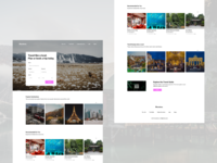 Locations an Airbnb Inspired Travel Platform