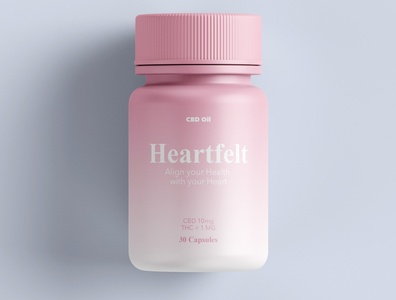 Bottle Design Feminine nutrition feminine healthcare packaging bottle design supplements