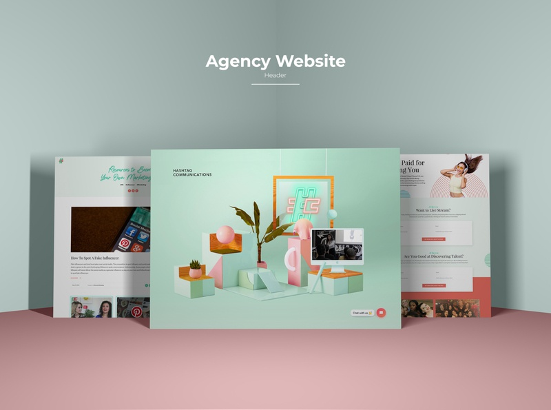 Agency Website: Hero Library and Services Page portfolio website portfolio design portfolio page portfolio site portfolio hero blog page library agency landing page homepage hero image agency website