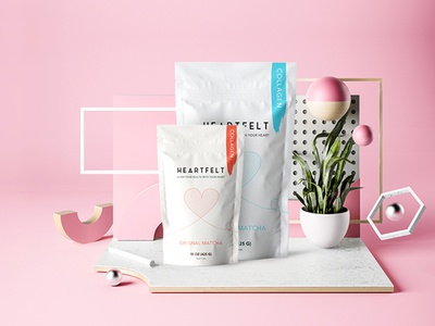 Vitamin and Supplements Brand and Packaging
